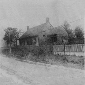 The Old Betts House