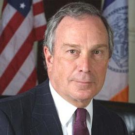 Mayor Bloomberg Selected Juniper Park Civic Association Man of the Year