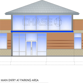 Chase Bank - Eliot Avenue's New Home Coming