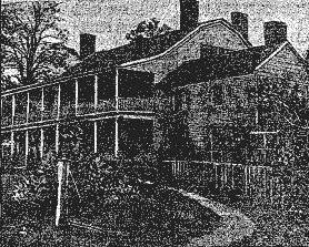 The DeWitt Clinton House