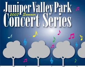 Juniper Park Concert Series a huge hit!