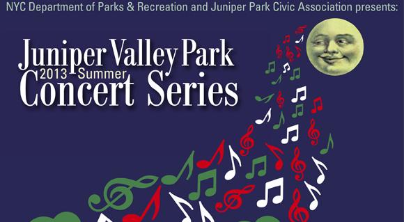Summer 2013 Juniper Valley Park Concert Series
