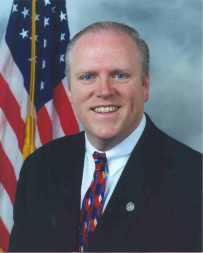 """Congressman Joe Crowley Selected Juniper Civic """"2002 Man of the Year."""""""