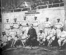 Early Ballparks of Maspeth
