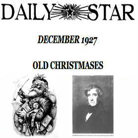 Old Christmases