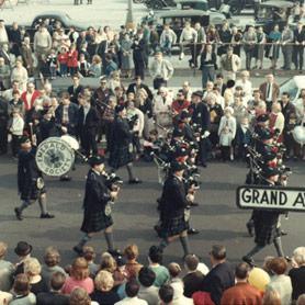 Memories of the Maspeth Gay Nineties Parade