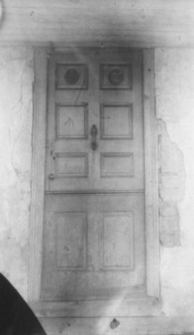 Behind the Gray Door