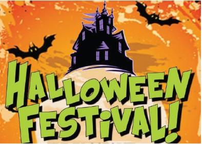 Juniper Civic sponsors Juniper Valley Park Halloween Festival Oct 28th