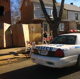NYPD catches developer Huang violating stop work order