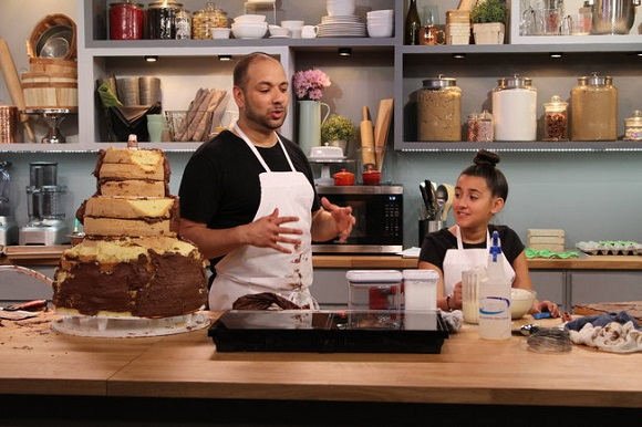 Panepintos win TV baking contest
