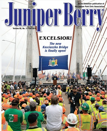 The Juniper Berry September 2019 Cover