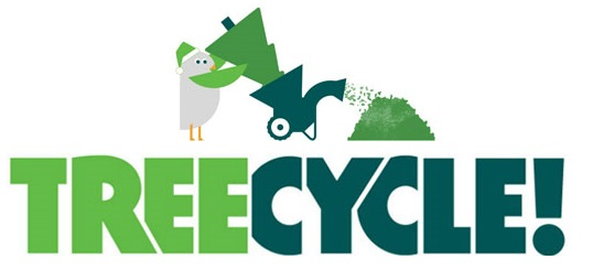 Recycle your Christmas trees thru Jan. 13th