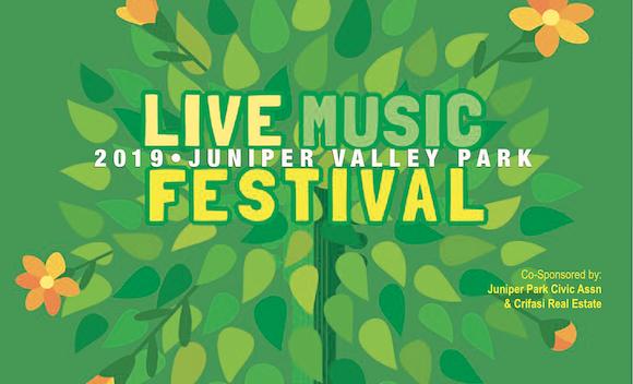 Juniper Valley Park Summer Concert Series