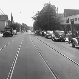Middle Village Streets - Name Origins