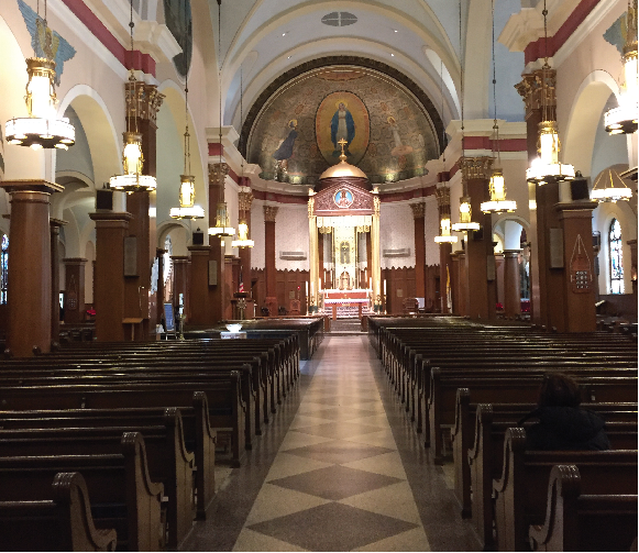 Our Lady of the Miraculous Medal Parish Marks 100 years