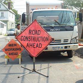 Street repair schedule
