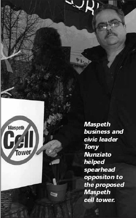 The Maspeth cell tower: Should we allow ourselves to take this risk?