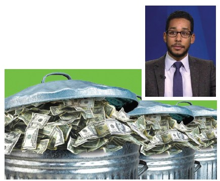 THINGS THAT ARE DUMB: Council comes up with pay-for-trash plan