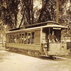 A Grand Tale of Two Trolley Lines