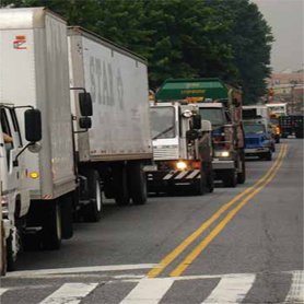 MORE ALLIES PUSHING FOR TRUCK BYPASS PLAN