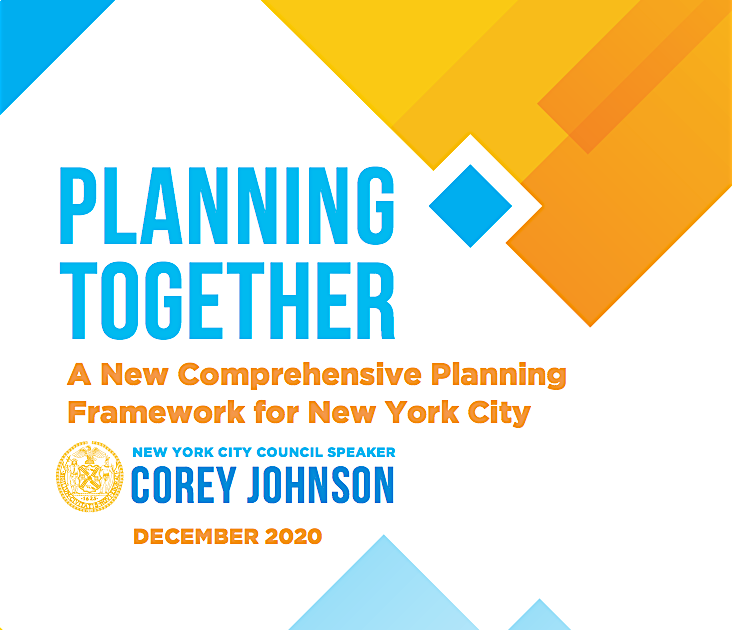 Planning Together will tear  NYC apart